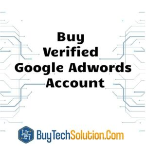 Buy Verified Google adwords Account