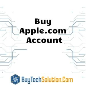 Buy Apple.com Account