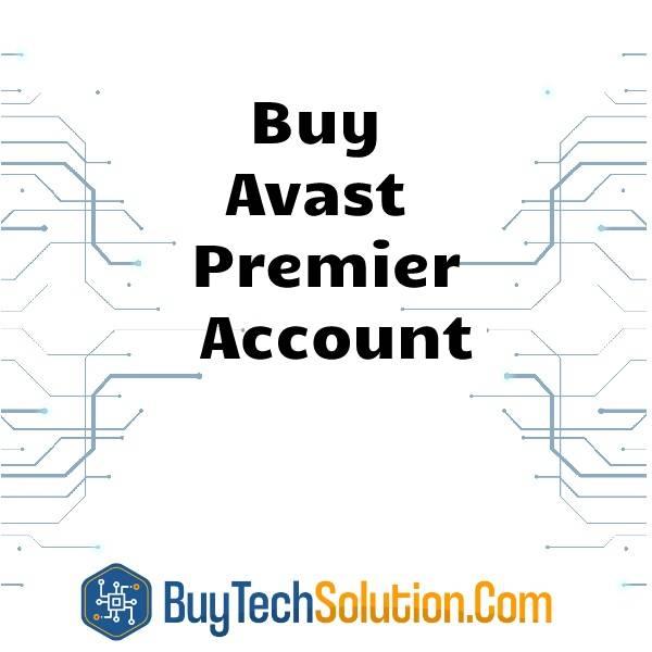 Buy Avast Premier Account
