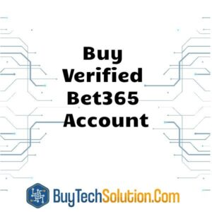 Buy Verified Bet365 Account