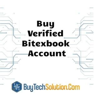 Buy Verified Bitexbook Account