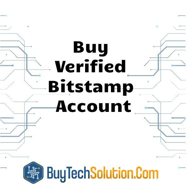 Buy Verified Bitstamp Account