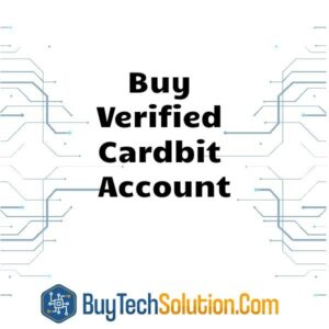 Buy Verified Cardbit Account