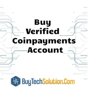 Buy Verified Coinpayments Account