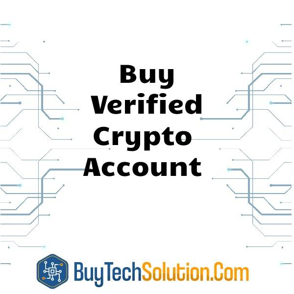 Buy Verified Crypto Account