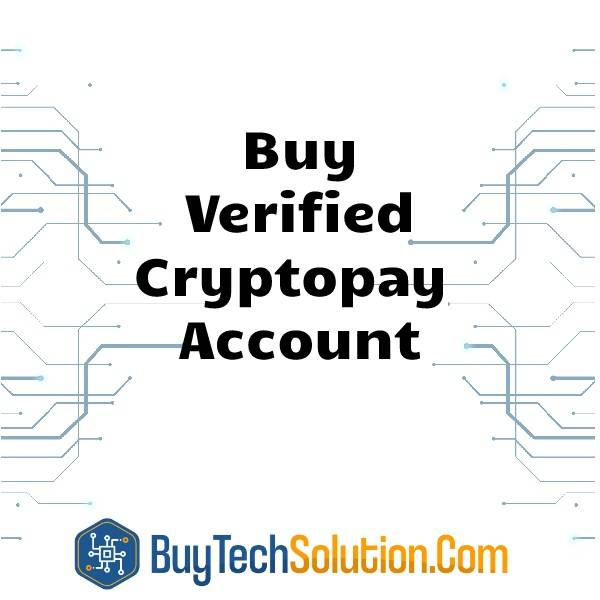 Buy Verified Cryptopay Account