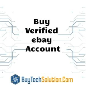 Buy Verified ebay Account