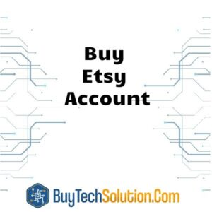 Buy Etsy Account