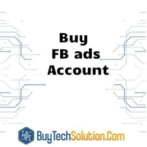 Buy FB ads Account