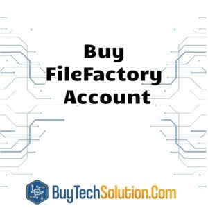 Buy FileFactory Account