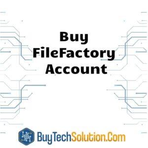 Buy FileFactory Account