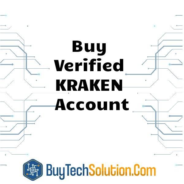 Buy Verified KRAKEN Account