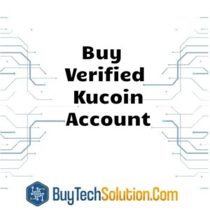 Buy Verified Kucoin Account