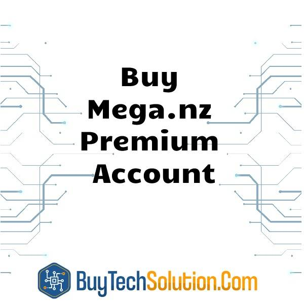 Buy Mega.nz Premium Account