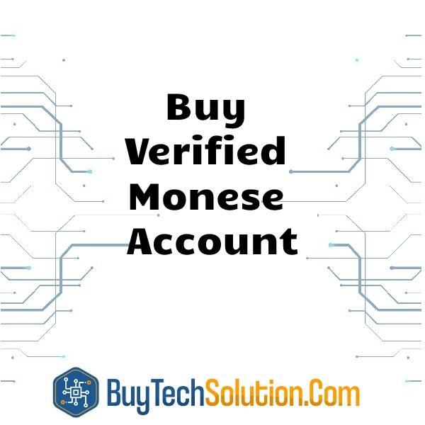 Buy Verified Monese Account