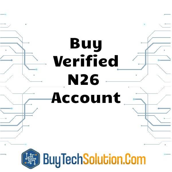 Buy Verified N26 Account