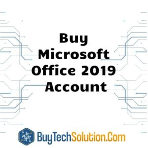 Buy Microsoft Office 2019 Account