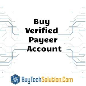 Buy Verified Payeer Account