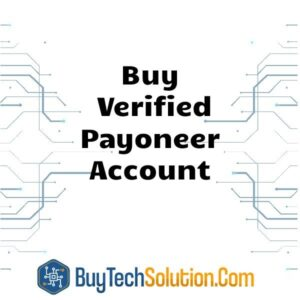 Buy Verified Payoneer Account