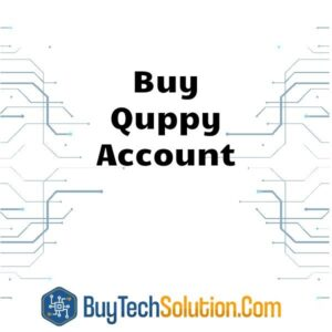 Buy Quppy Account
