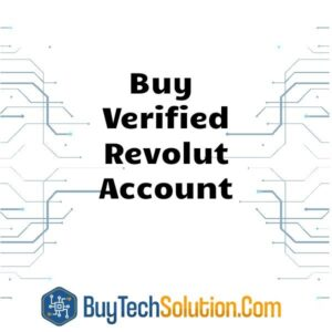 Buy Verified Revolut Account