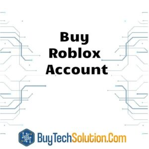 Buy Roblox Account