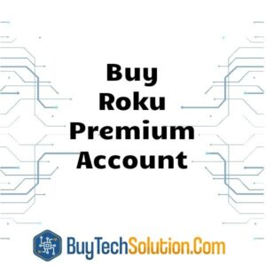 Buy Roku Premium Account
