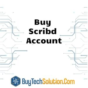 Buy Scribd Account