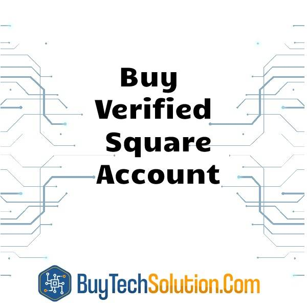 Buy Verified Square Account