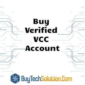 Buy Verified VCC Account