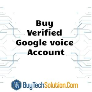Buy Verified Google voice Account