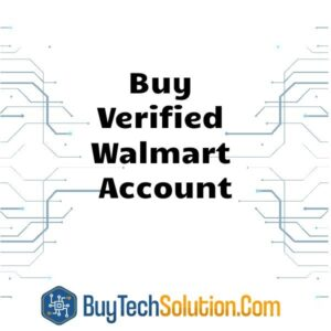 Buy Verified Walmart Account