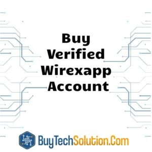 Buy Verified Wirexapp Account