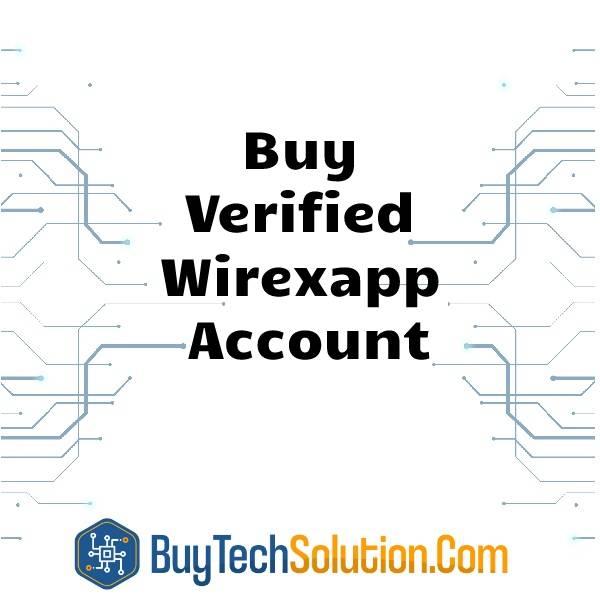 Buy Verified Wirexapp Account