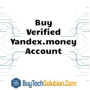 Buy Verified Yandex.money Account