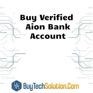 Buy Aion Bank Account
