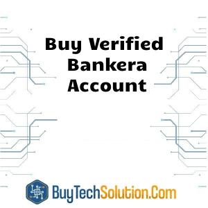 Buy Bankera Account