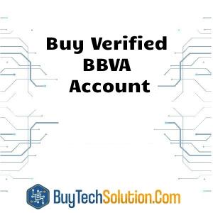 Buy BBVA Account