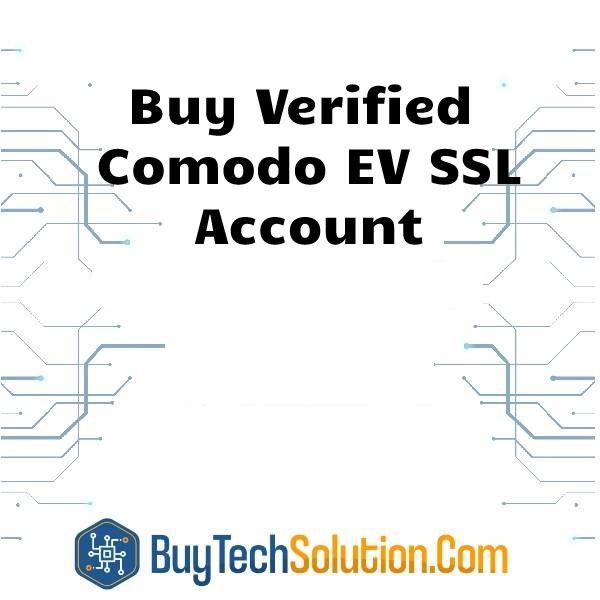 Buy Comodo EV SSL Account