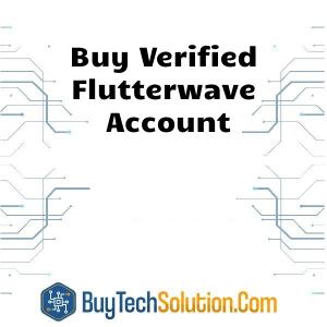 Buy Flutterwave Account