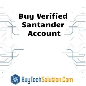 Buy Santander Account