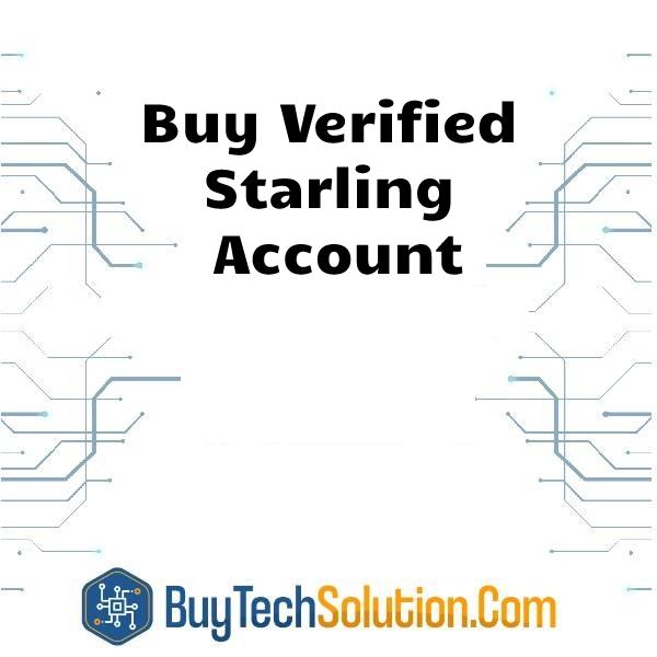 Buy Starling Account