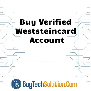 Buy Weststeincard Account