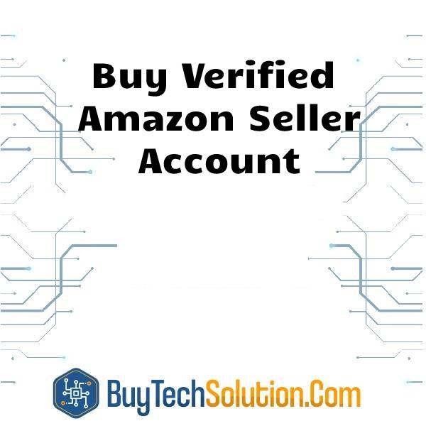 Buy Amazon Seller Account Account