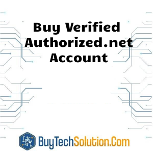Buy Authorized.net Account