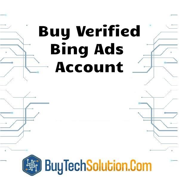 Buy Bing Ads Account