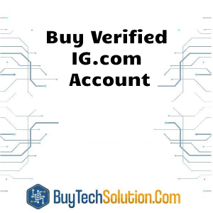 Buy IG.com Account