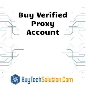 Buy Proxy Account