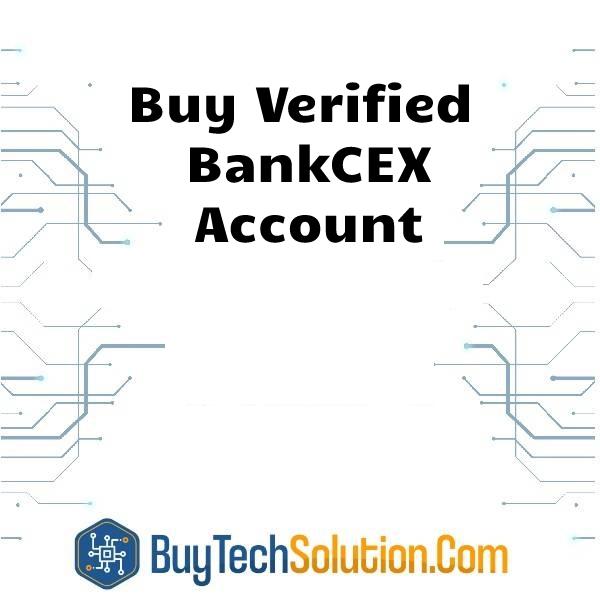 Buy BankCEX Account