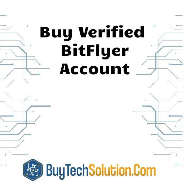 Buy BitFlyer Account